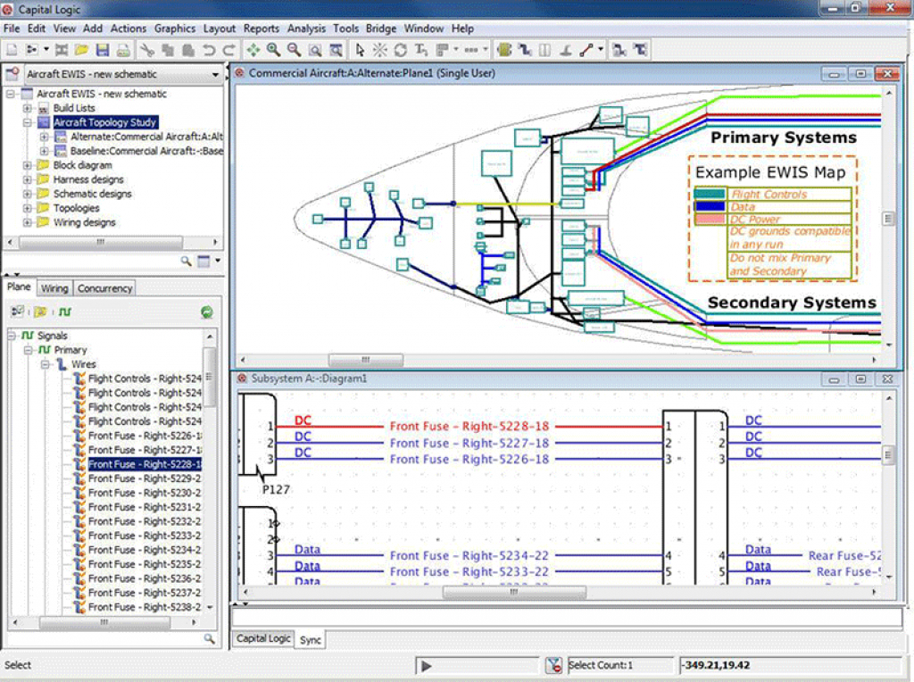 auto wiring diagram software Download-Electrical Wiring Diagram software Best Automotive Wiring Diagram Beautiful Capital Logic Circuit 8-h