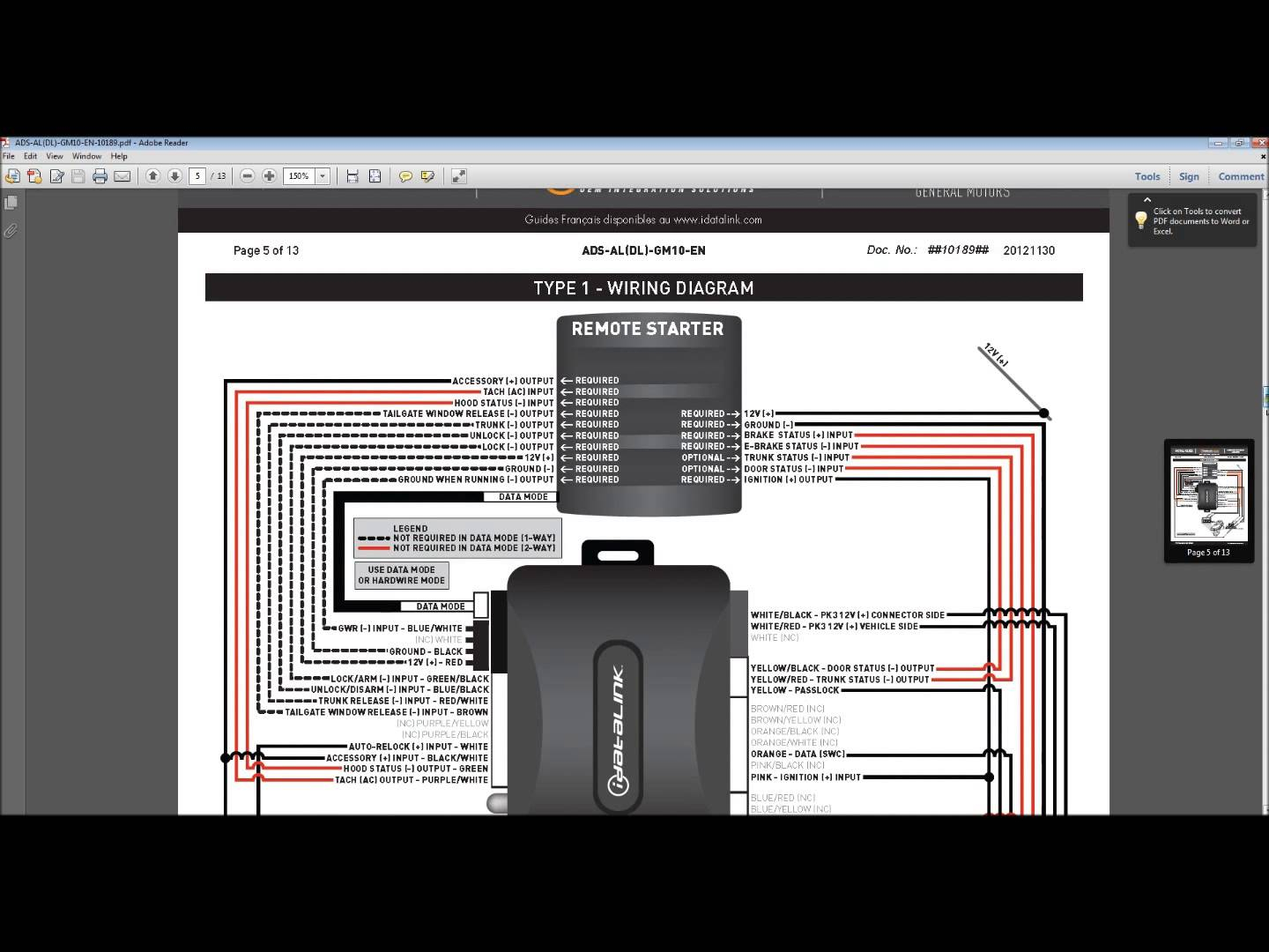avital 4x03 remote start wiring diagram Download-maxresdefault 16-r