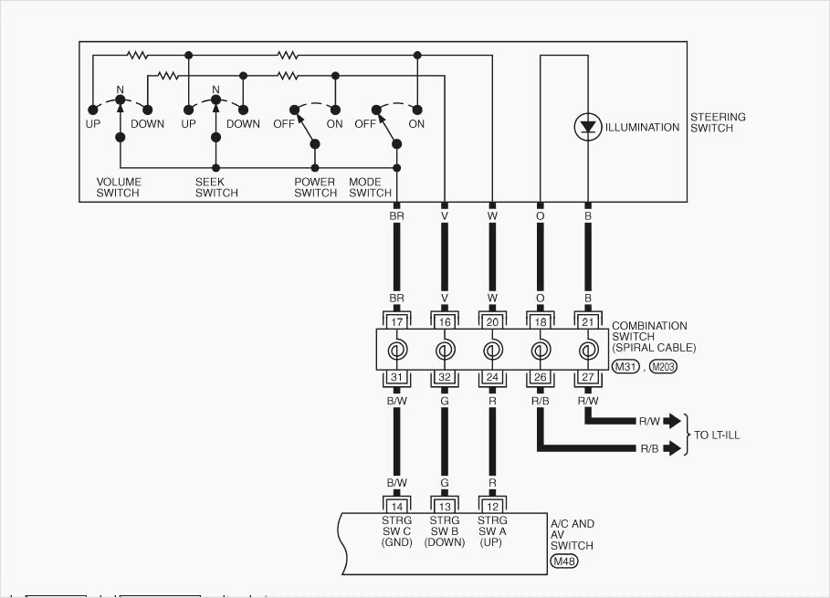 axxess steering wheel control interface wiring diagram Download-19 Plus Steering Wheel Control Wiring Diagrams graph 11-m