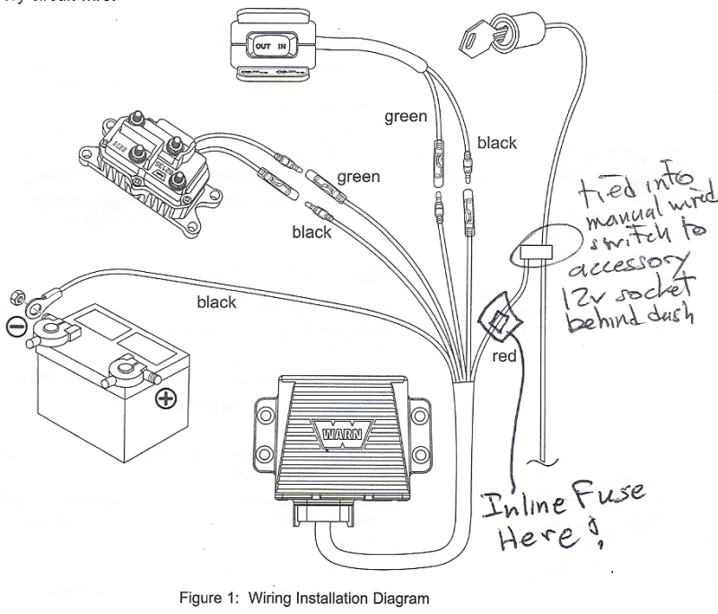 badland winch wiring diagram Collection-Badland Lb Wire Installation Lovely Stunning Warn Winch Wiring Diagram Gallery Everything You Need to 14-p