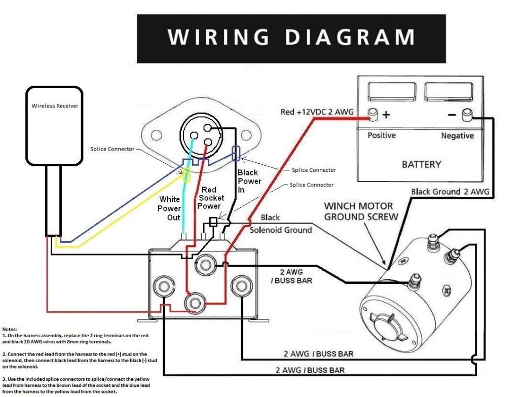 badland winch wiring diagram Download-Mile Marker Solenoid Wiring Diagram Diagrams Schematics 19-g