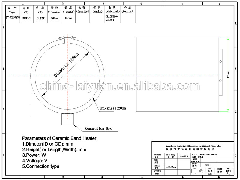 band heater wiring diagram Download-Food And Candy Extruders Electric Round Barrel Ceramic Band Heater Buy Food And Candy Extruders Electric Round Barrel Ceramic Band Heater Ceramic Band 3-f