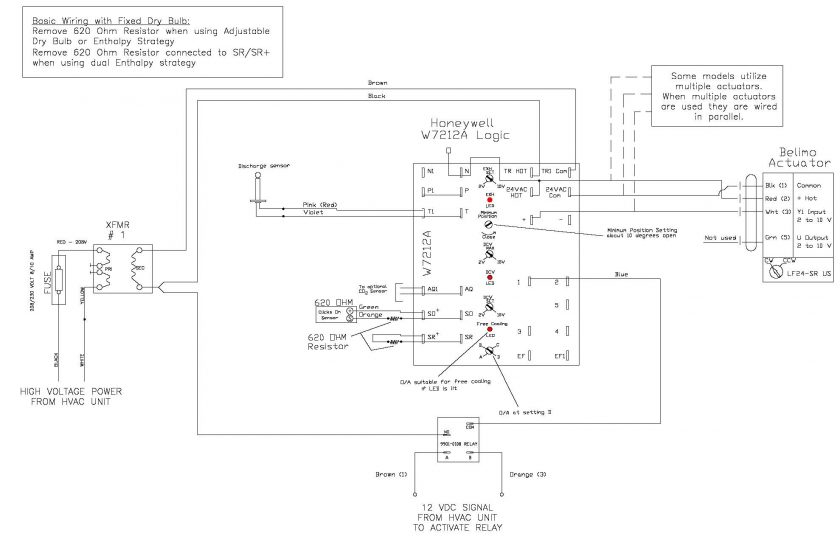 belimo arb24 sr wiring diagram Collection-Belimo Actuators Wiring Diagram Fresh Split Air Conditionering Diagram York Chiller Control Panel Wiring 2-t