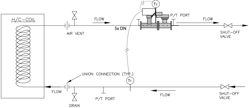belimo lrb24 3 wiring diagram Download-Belimo re mends installing one strainer per system If the system has multiple branches it is re mended to install one strainer per branch 12-n