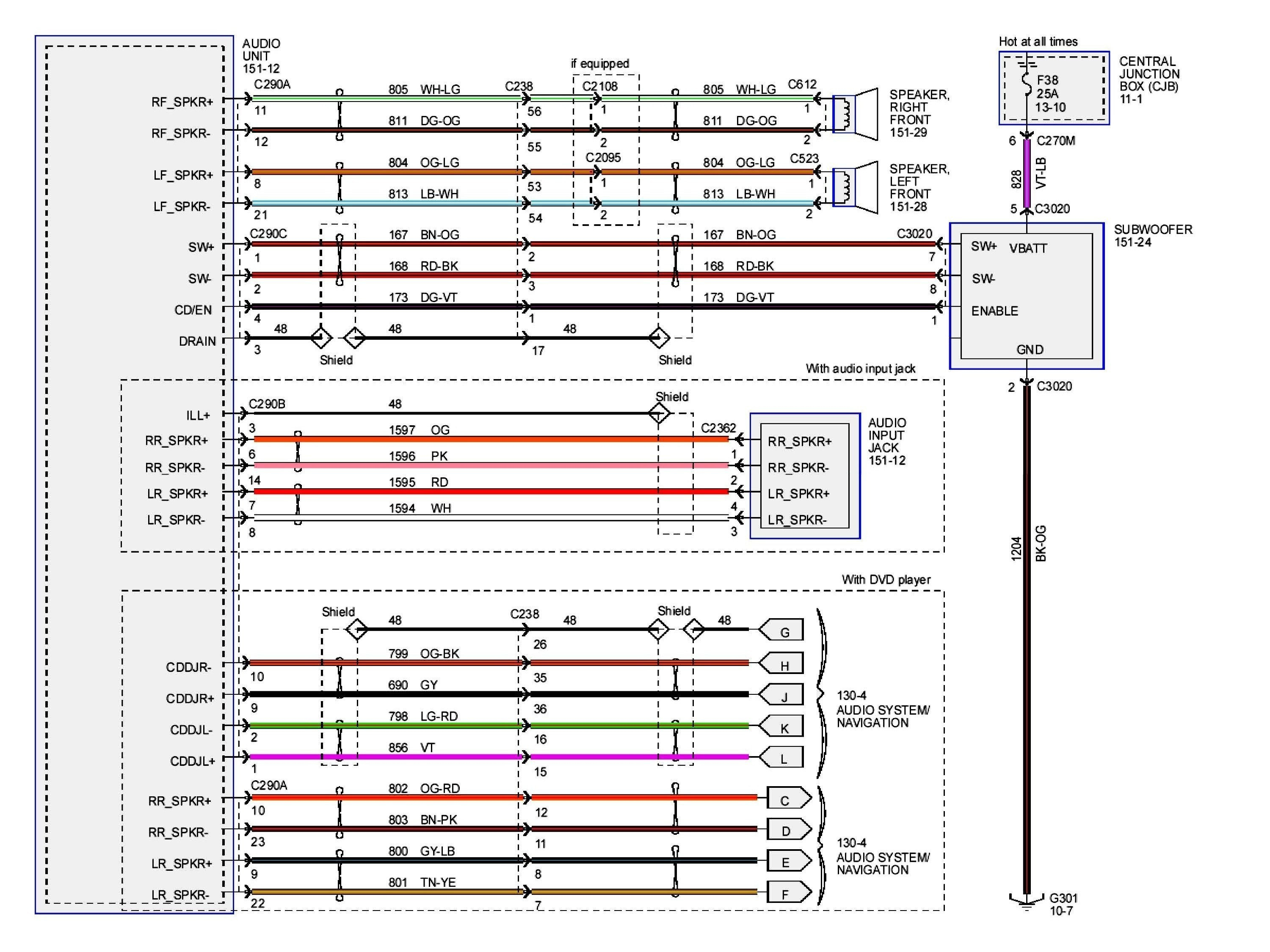 Bmw X5 Stereo Wiring Diagram Sample