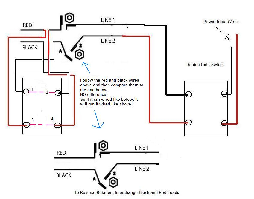 Boat Lift Motor Wiring Diagram Sample Wiring Collection