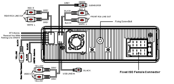 boss bv9366b wiring diagram Collection-BV7948B 18-r