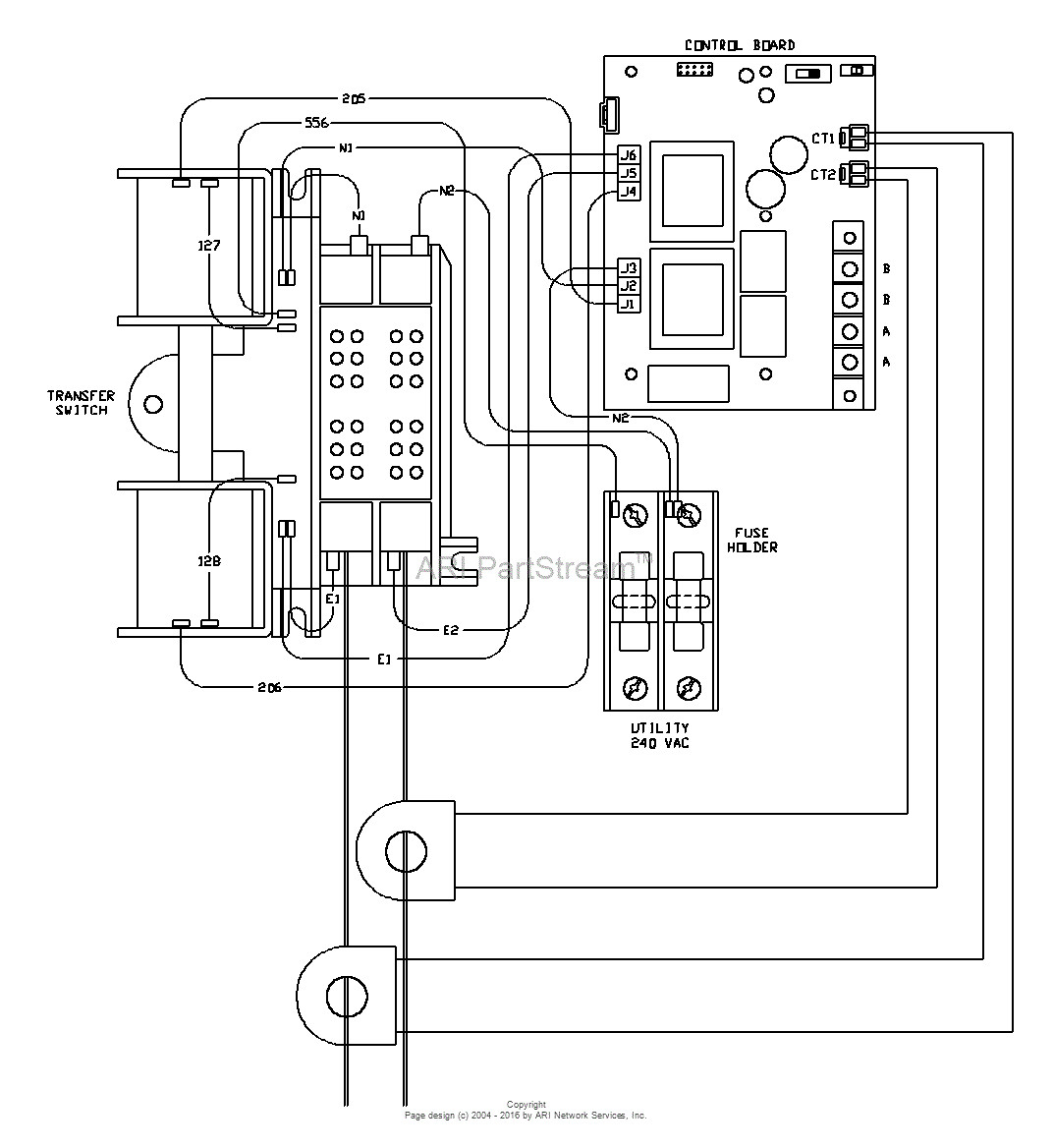 briggs and stratton transfer switch wiring diagram Collection-Briggs And Stratton Power Products 00 10 000 Watt Standby Fancy Transfer Switch Wiring 7-l