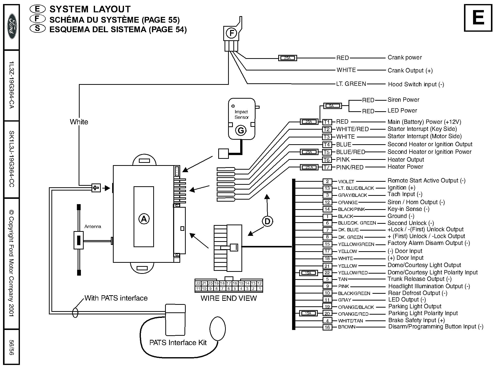 bulldog car alarm wiring diagram download