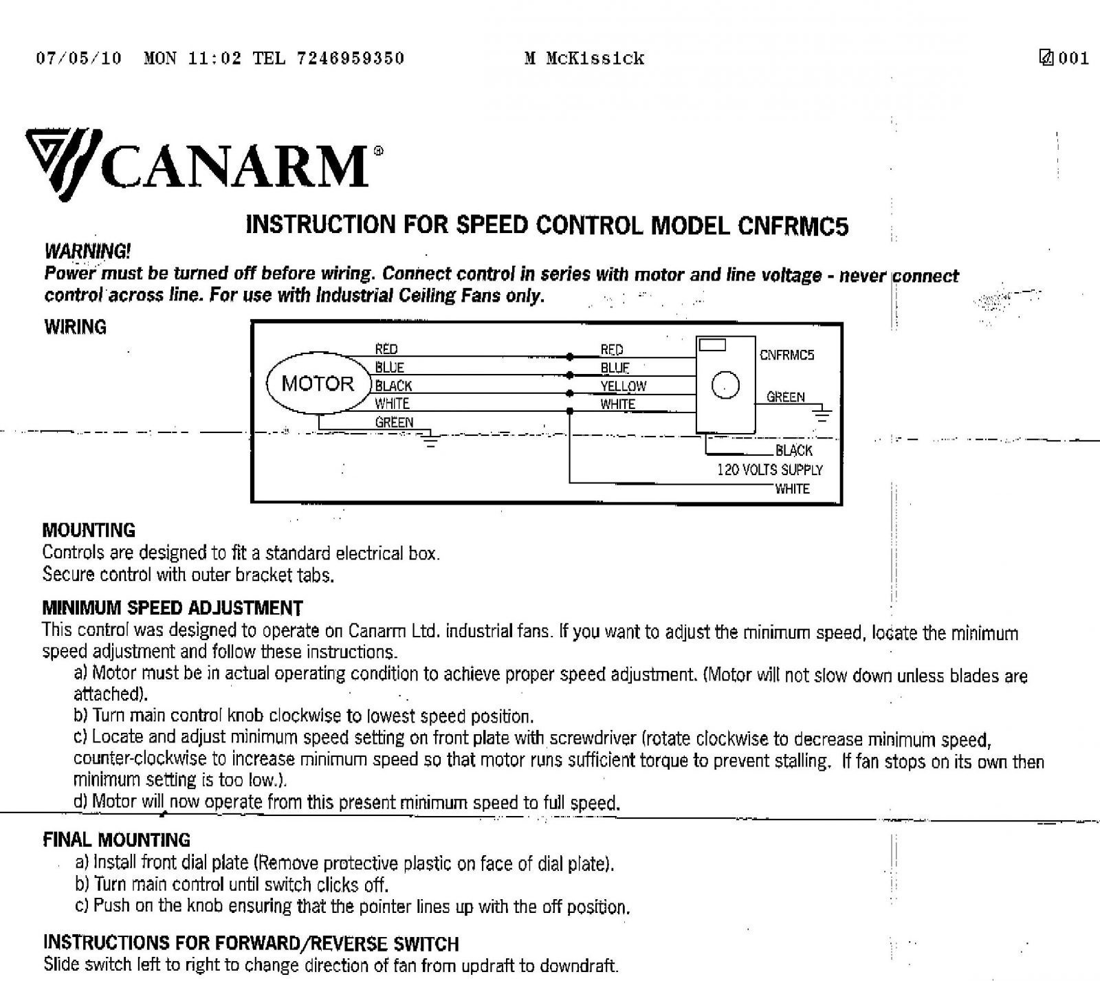 canarm industrial ceiling fans wiring diagram Collection-Wiring Diagram For Canarm Exhaust Fan Fresh Industrial Exhaust Fan Wiring Diagram Best Unique Light And Fan 4-q