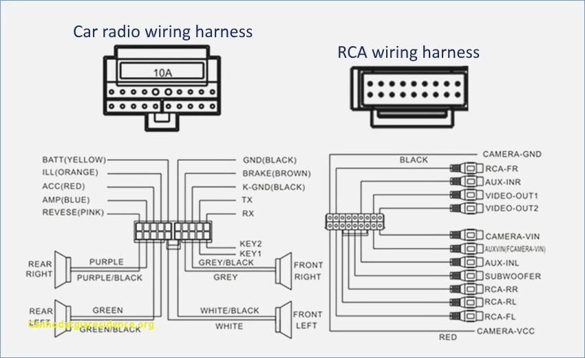 car audio system wiring diagram Download-Wiring Diagram Pics Detail Name wiring harness diagram for pioneer car stereo 4-c
