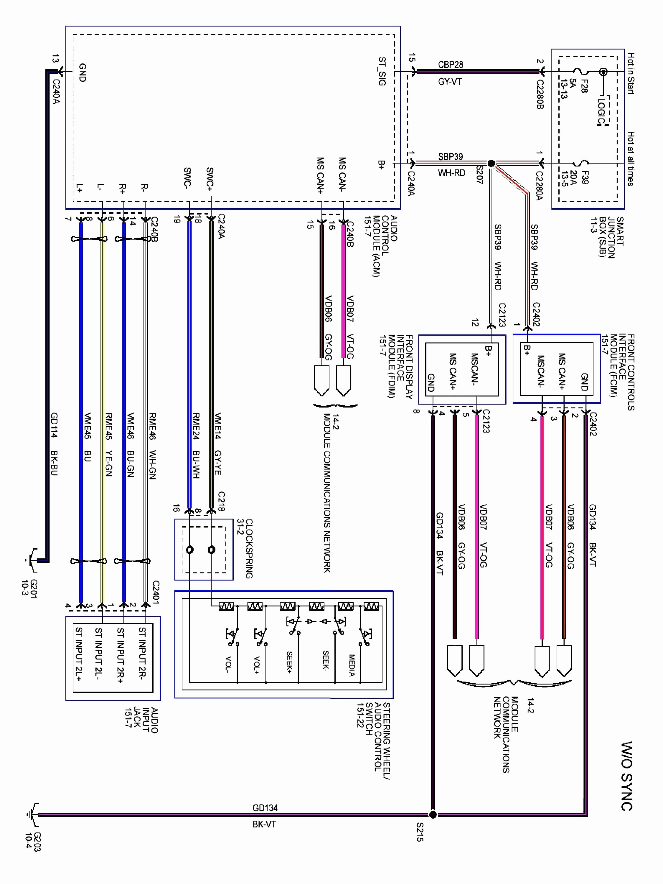 car sound wiring diagram Download-Wiring Diagram For Amplifier Car Stereo Best Amplifier Wiring Diagram Inspirational Car Stereo Wiring Diagrams 0d 16-n