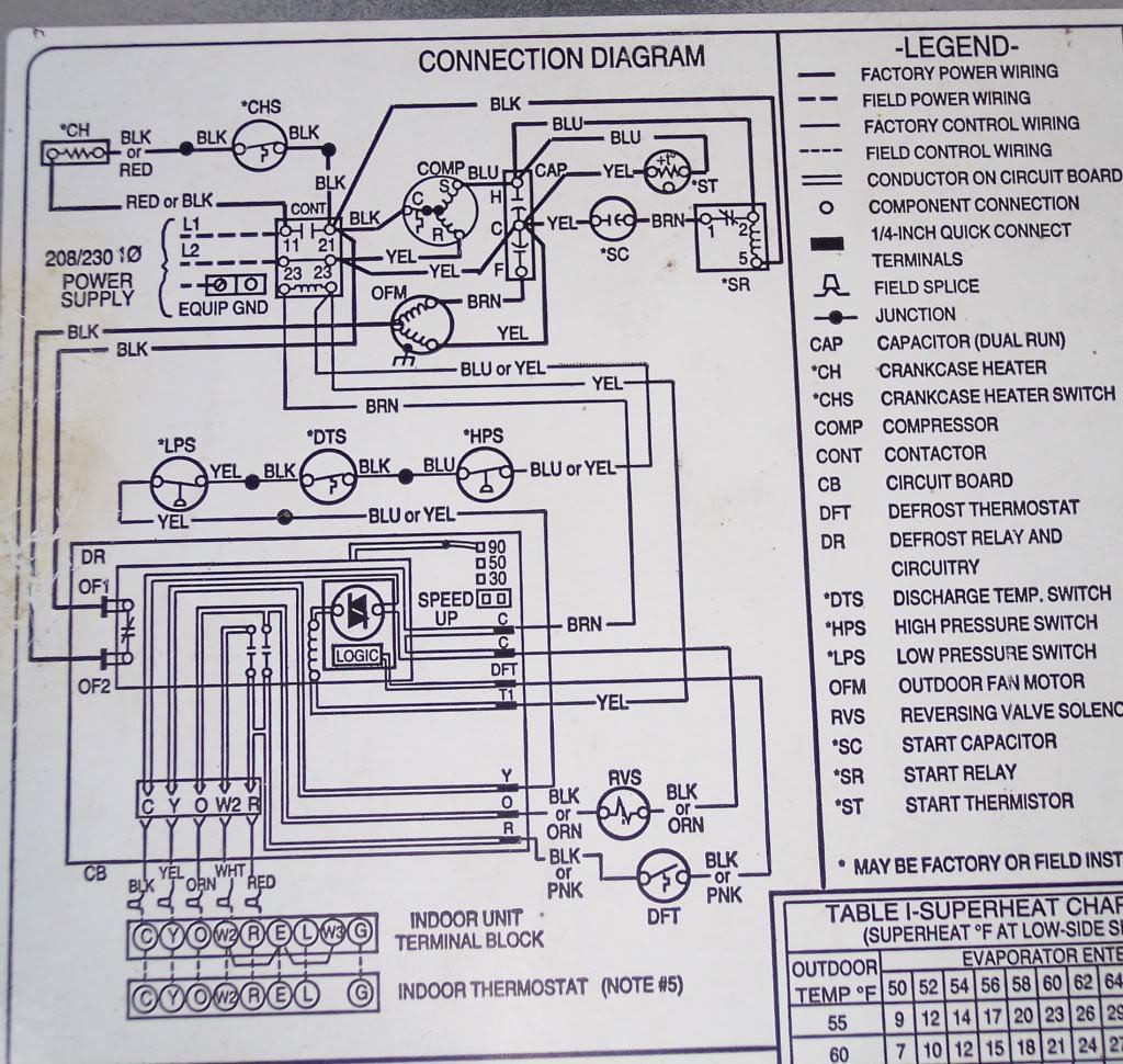 carrier ac unit wiring diagram Collection-Carrier Ac Wiring Diagram 17-s