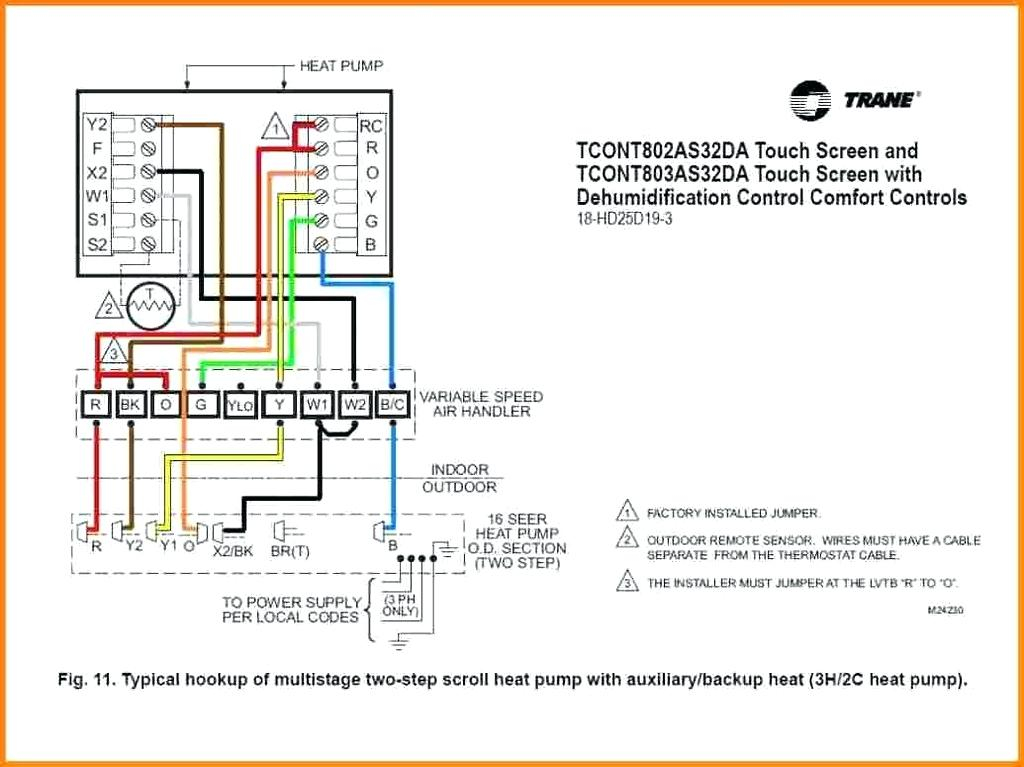 carrier heat pump wiring diagram Download-Full Size Carrier Heat Pump Wiring Diagram 2 Stage Thermostat Charter Definition 3-c