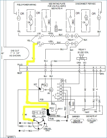 carrier heat pump wiring diagram Collection-Stunning Heat Pump Wiring Diagram Schematic Ideas Everything You 6-i