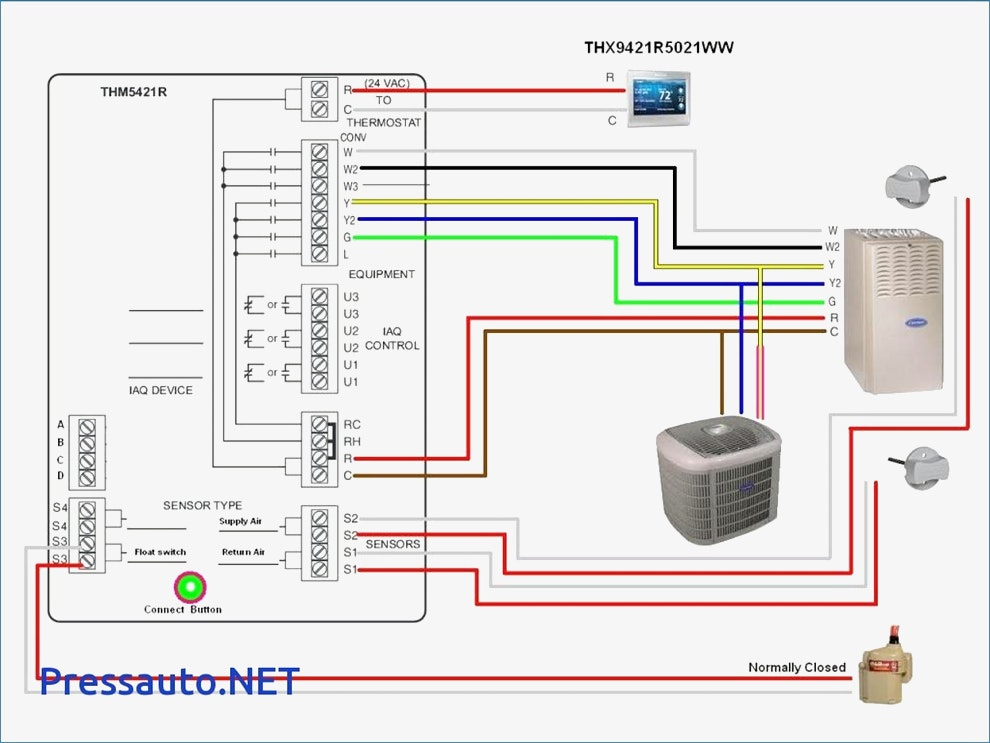 carrier infinity thermostat wiring diagram Download-Carrier Air Conditioner Wiring Diagram Inspirational Simple Wiring Diagram Carrier Heat Pump Carrier Wiring Diagram 11-o