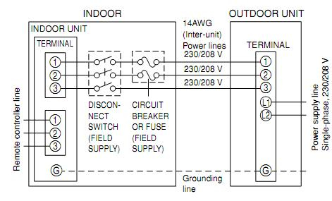 carrier split ac wiring diagram Collection-Carrier Air Conditioner Wiring Diagram Unique Excellent Carrier Heat Pump Wiring Diagram S Electrical 7-j