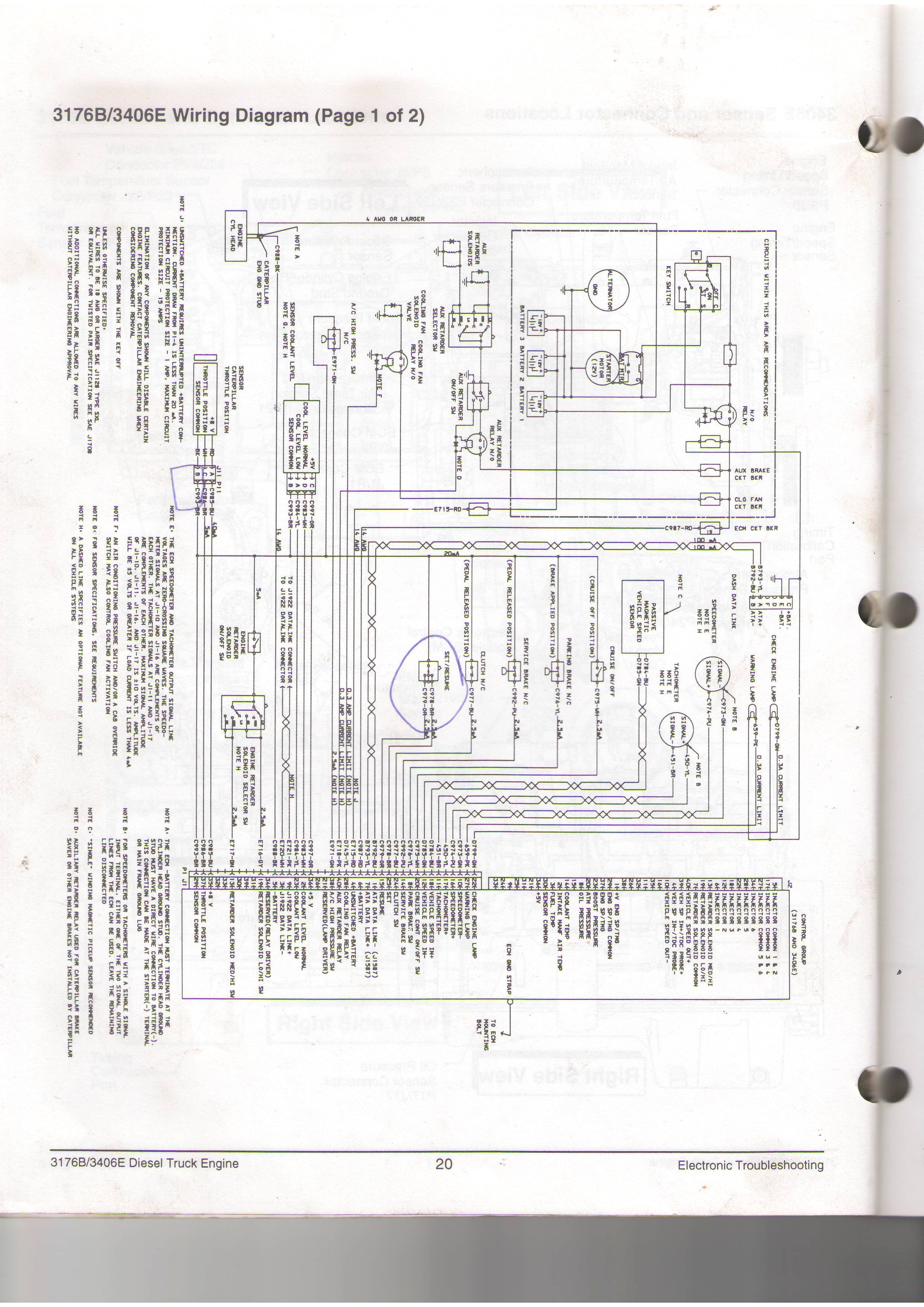 cat 3176 ecm wiring diagram Collection-Cat 70 Pin Ecm Wiring Diagram Inspirational Could I Have The Stuning For 18-f