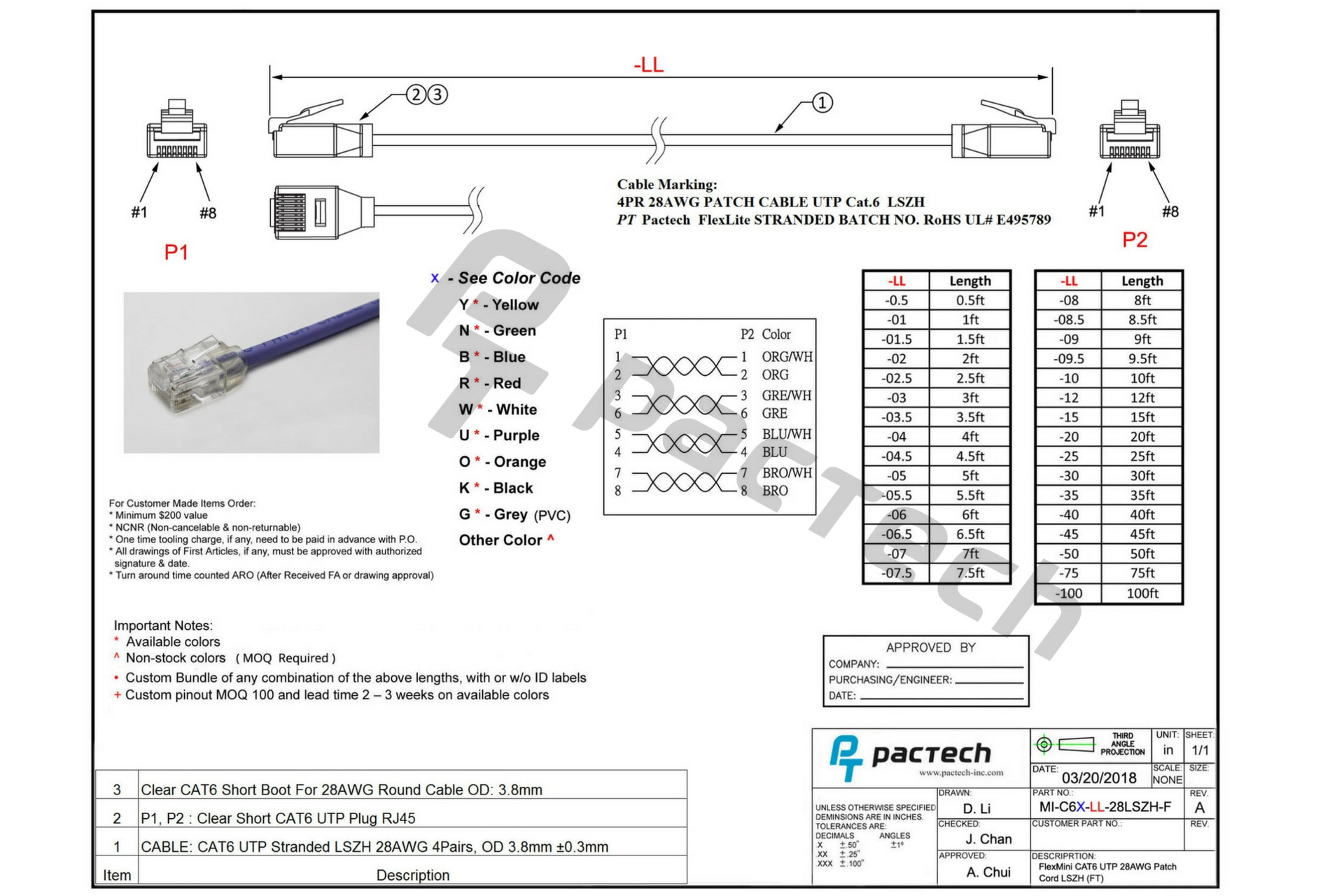 cat6e wiring diagram collection