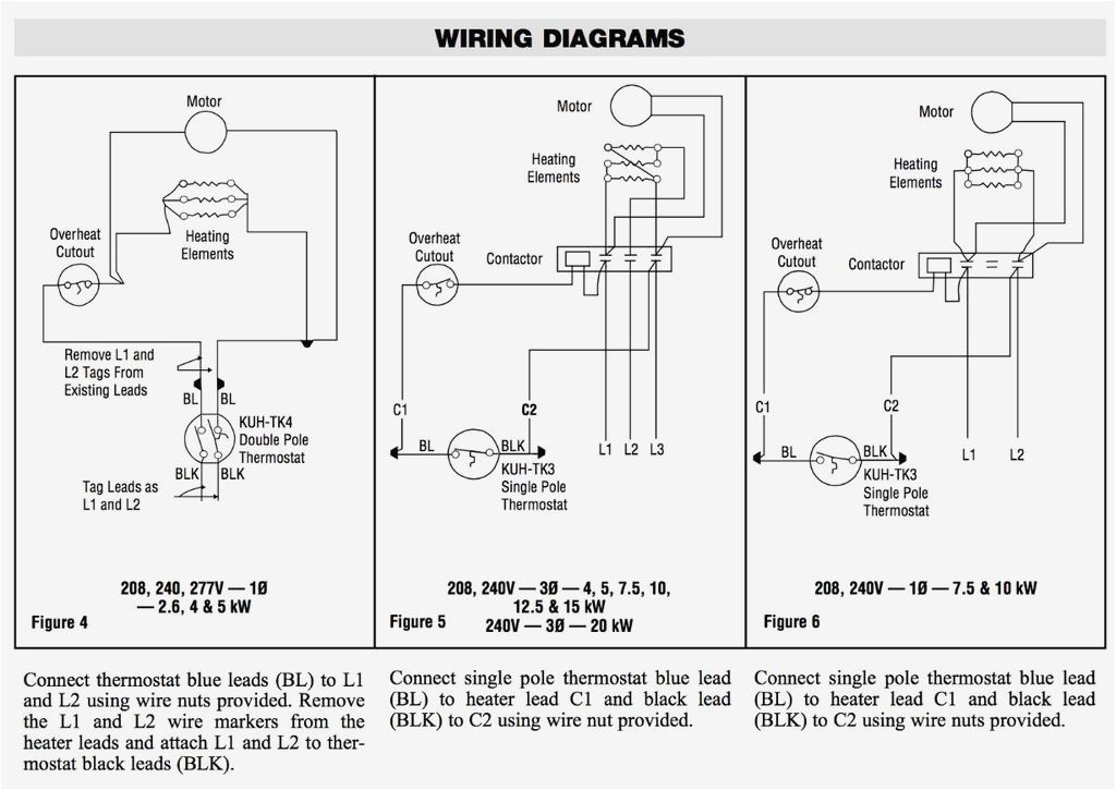 Central Heating Thermostat Wiring Diagram Sample