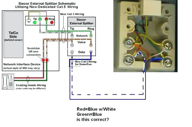 centurylink nid wiring diagram Collection-dsl jack wiring color wire center u2022 rh caribcar co Phone Jack Wiring Diagram Phone Jack Wiring Diagram 9-p