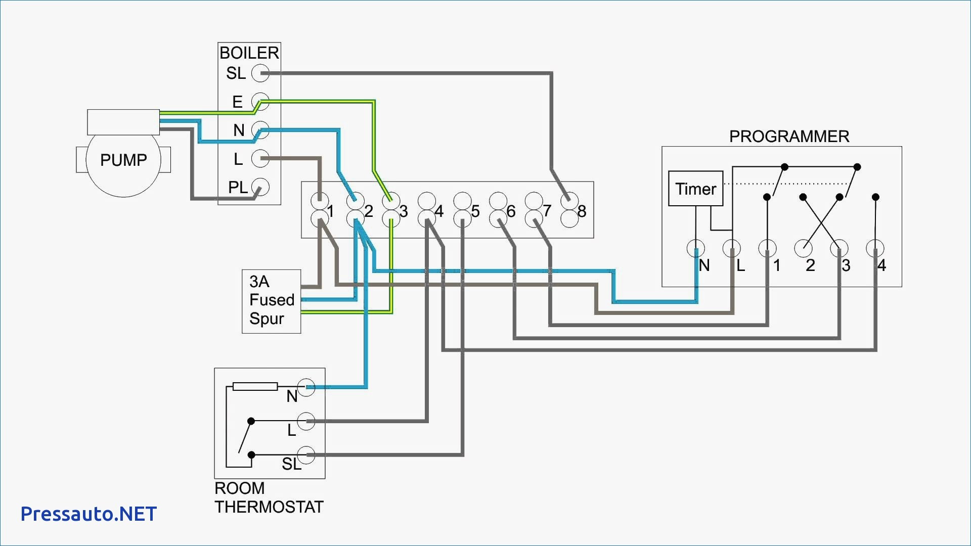 chromalox heater wiring diagram Collection-Central Heating Thermostat Wiring Diagram Download Chromalox Fine 5-g