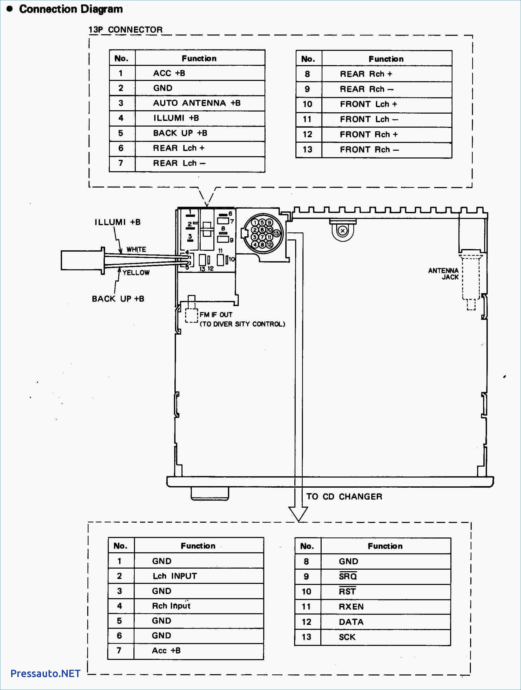 clarion car stereo wiring diagram Collection-Clarion Wiring Diagram For Car Stereo Valid Modern Clarion Car Stereo Wiring Diagram Bmw X5 Sketch Electrical 5-c