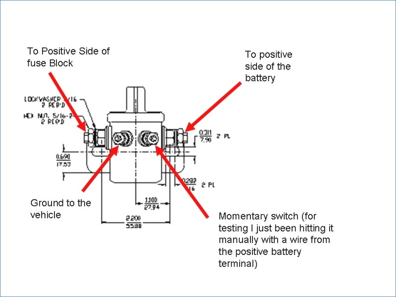 cole hersee solenoid wiring diagram Collection-Stunning Cole Hersee Solenoid Wiring Diagram Ideas Everything You 7-l