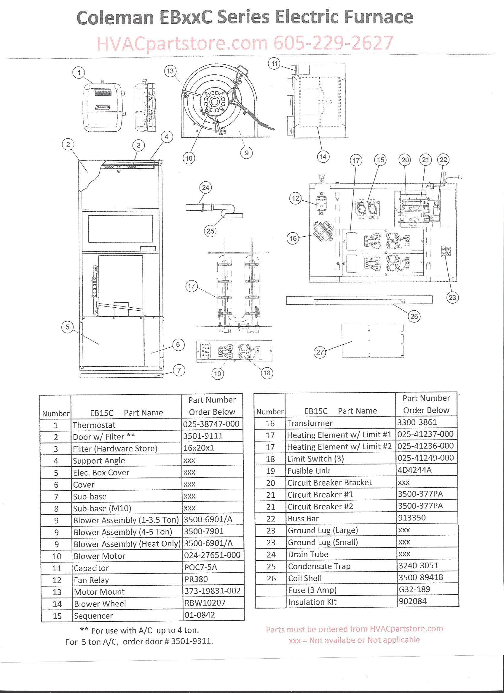 coleman eb15b wiring diagram Download-central electric furnace model eb15b wiring diagram new coleman electric furnace wiring diagram inside evcon for 4-s