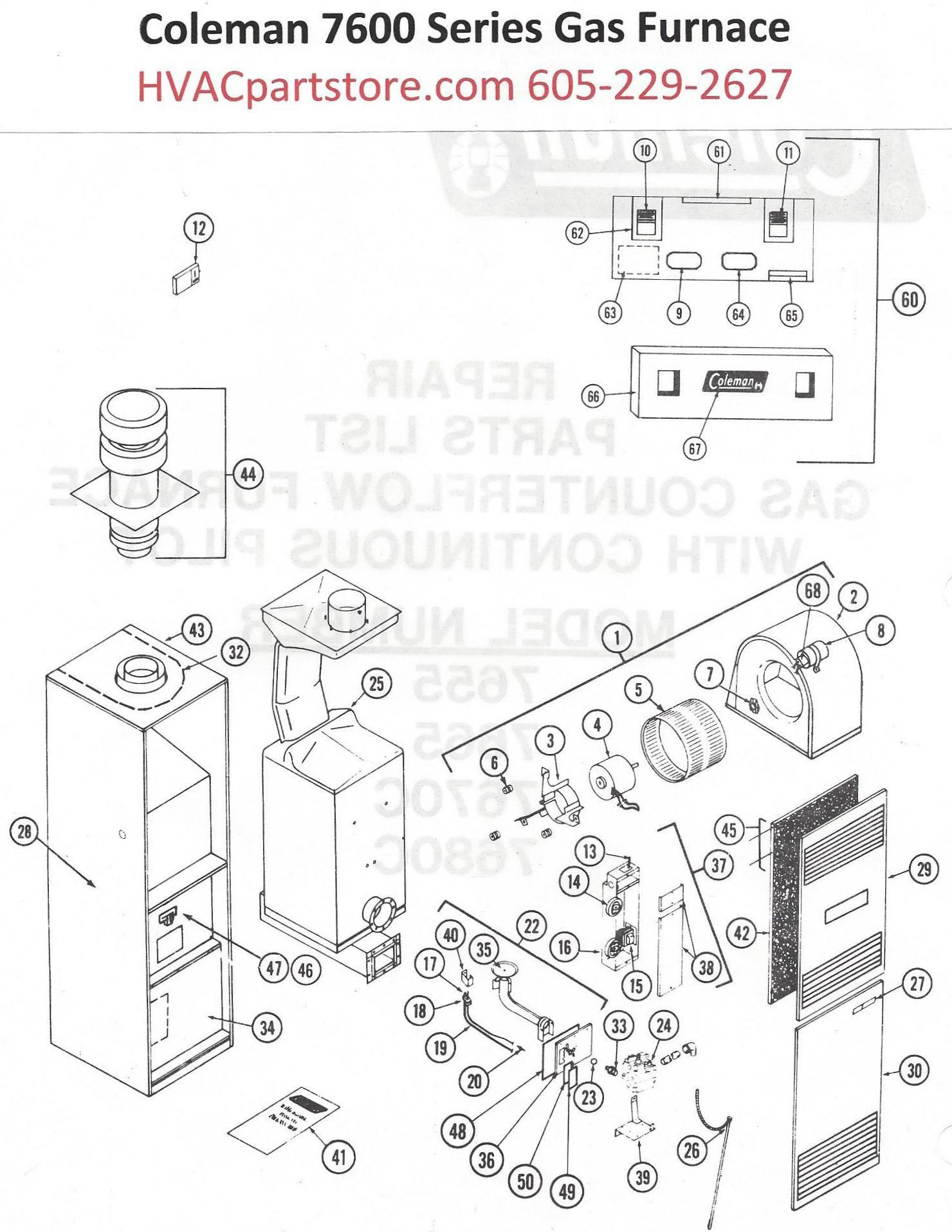 coleman mobile home gas furnace wiring diagram Collection-here to view a manual for the Coleman 7655 856 which includes wiring diagrams 19-f
