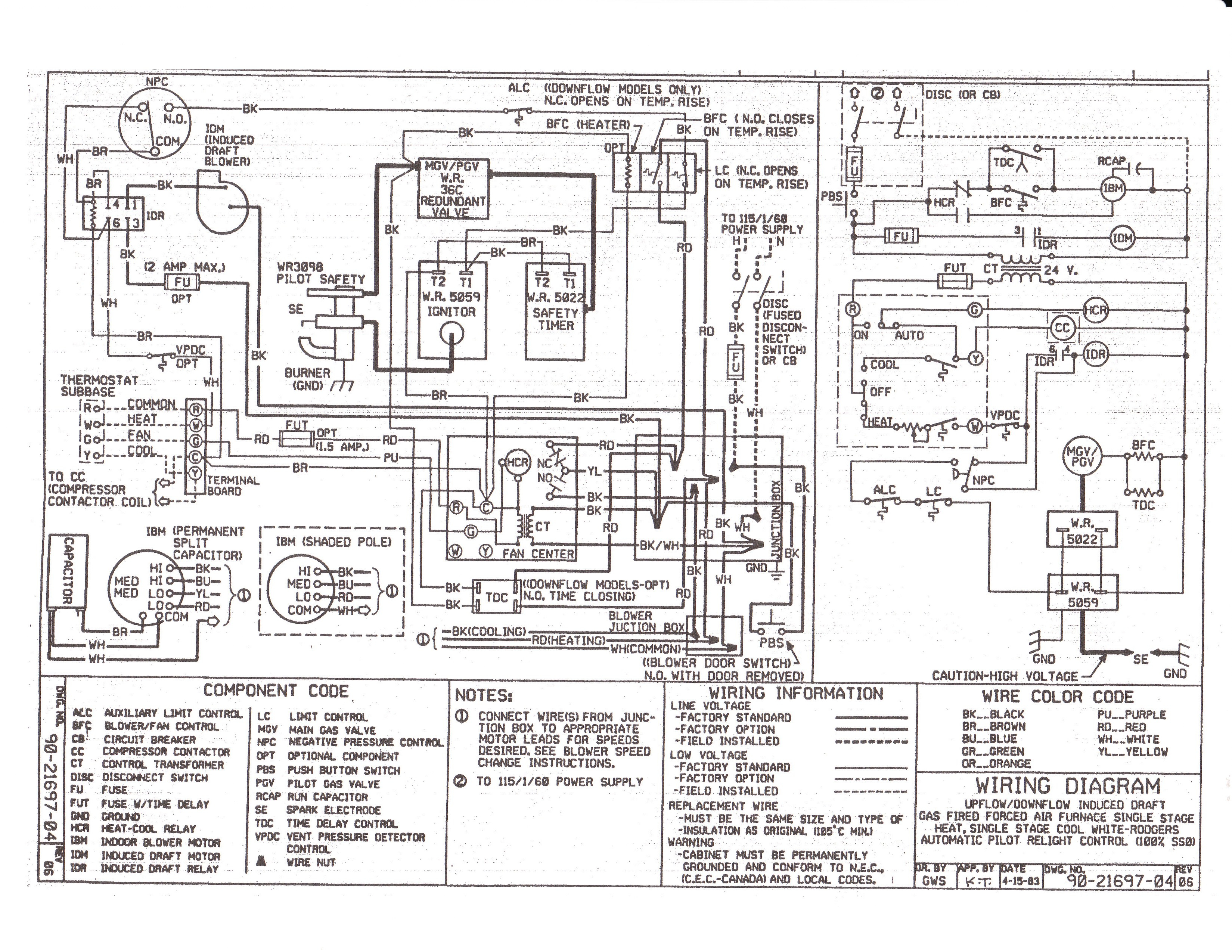 coleman mobile home gas furnace wiring diagram Collection-Lovely Intertherm Electric Furnace Wiring Diagram 62 With Additional Jvc Kd R610 19-f