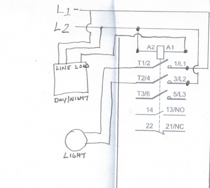 220 volt photocell wiring diagram contactor    wiring       diagram    a1 a2 sample    wiring    collection  contactor    wiring       diagram    a1 a2 sample    wiring    collection
