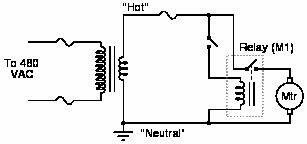 control relay wiring diagram Collection-AC Motor Control Circuits 3-s