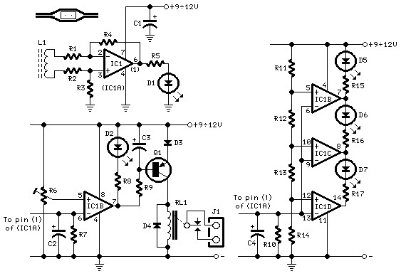 current sensing relay wiring diagram sample