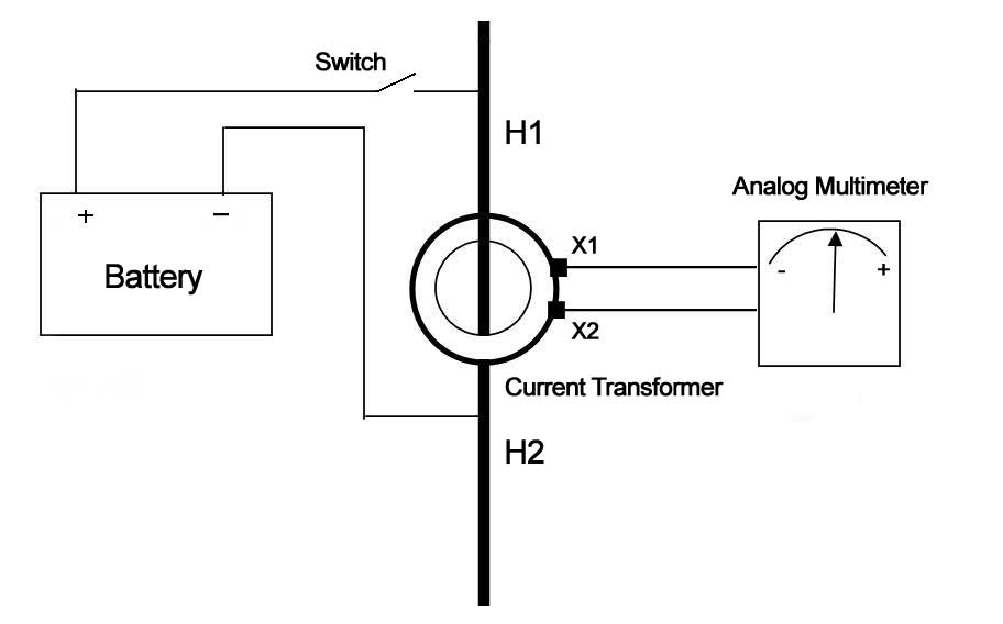 current transformer wiring diagram Download-Markings on current transformers have been occasionally misapplied by the factory You can verify the 10-d