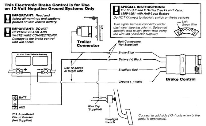 curt brake controller wiring diagram Download-How to Wire Electric Trailer Brakes Australia Lovely 55 Lovely Electric Brake Wiring How to 17-f