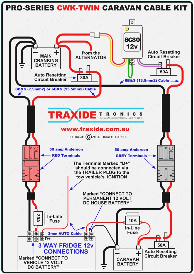Curt Trailer Wiring Diagram Collection