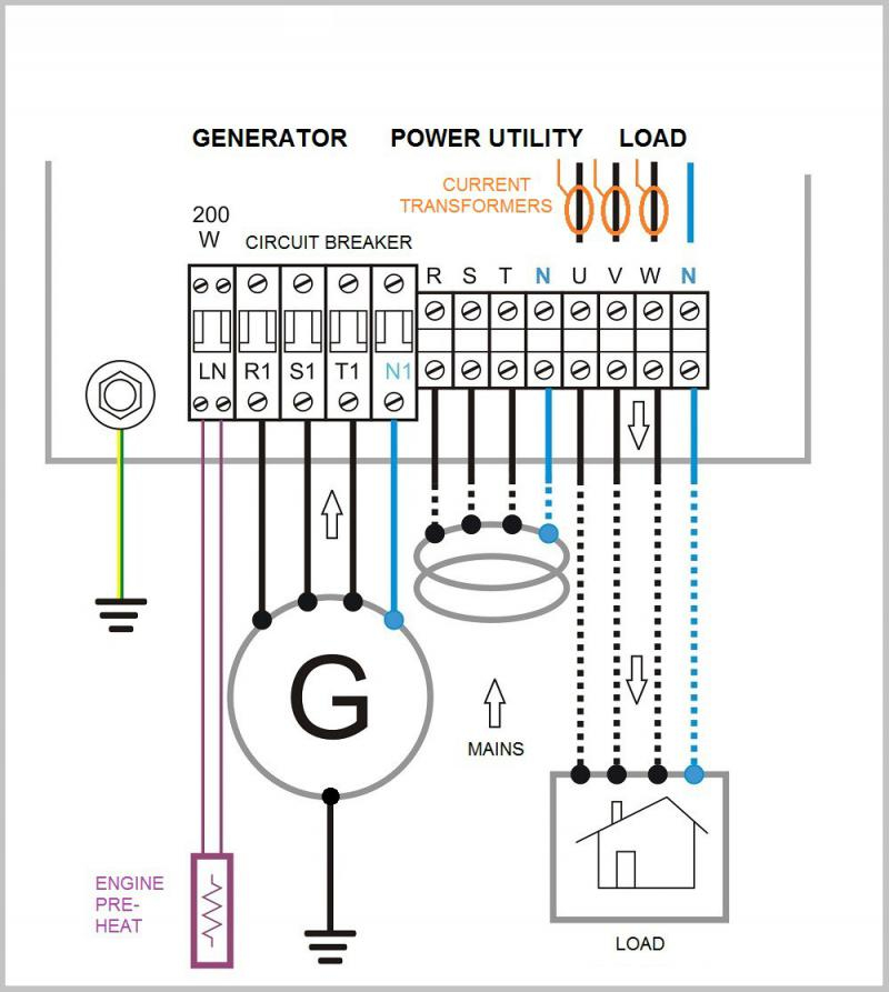 cutler hammer automatic transfer switch wiring diagram Download-Prime Wiring Diagram For Generator Changeover Switch Electrical Wiring Automatic Changeover Switch For Generator 11-f
