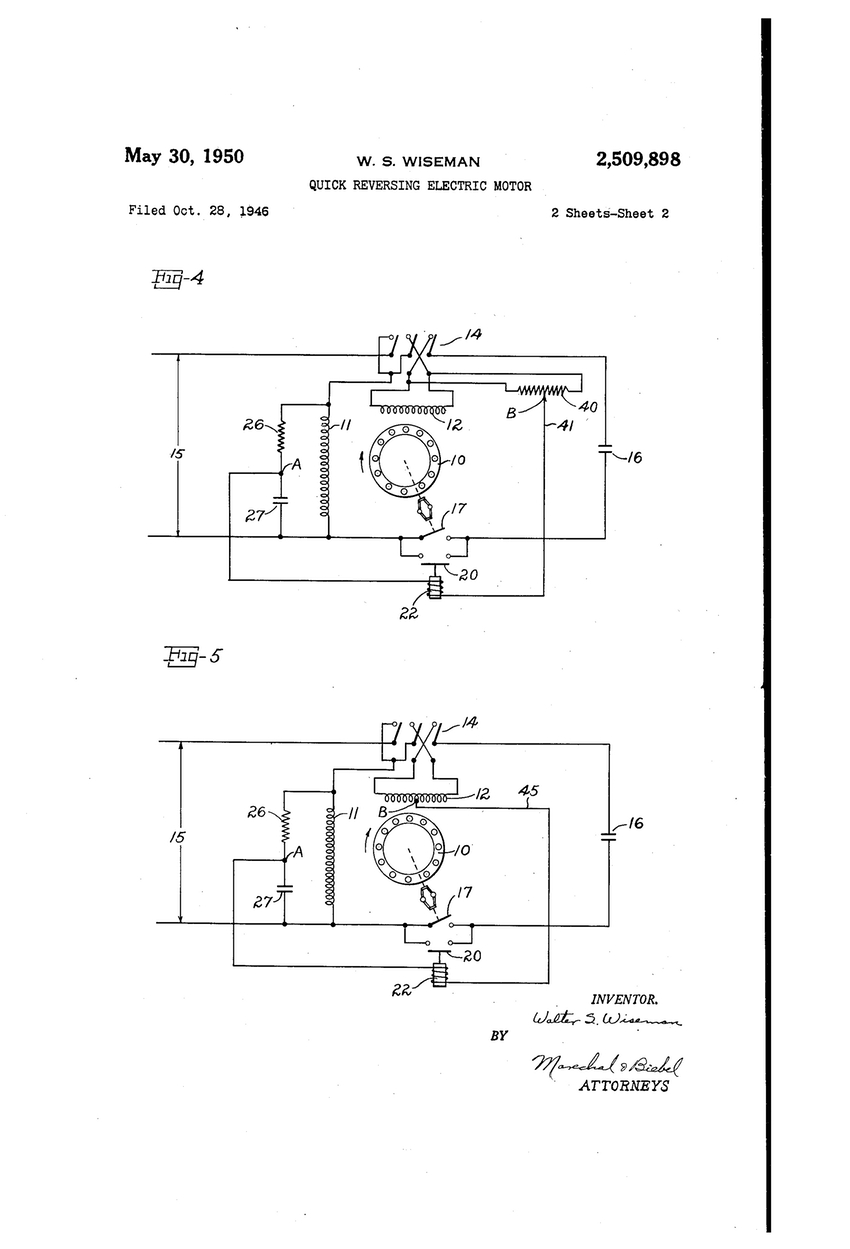 dayton electric motors wiring diagram Collection-ponent Dayton Electric Motors Wiring Diagram Baldor Patent Us Quick Reversing Motor Google Patents 12 Lead Generator Diagrams Rever 10-s