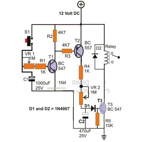 dayton time delay relay wiring diagram Collection-f Delay Timer Wiring Diagram Elegant Time Delay Relays to Cycle A Traffic Signal – Readingrat 17-b