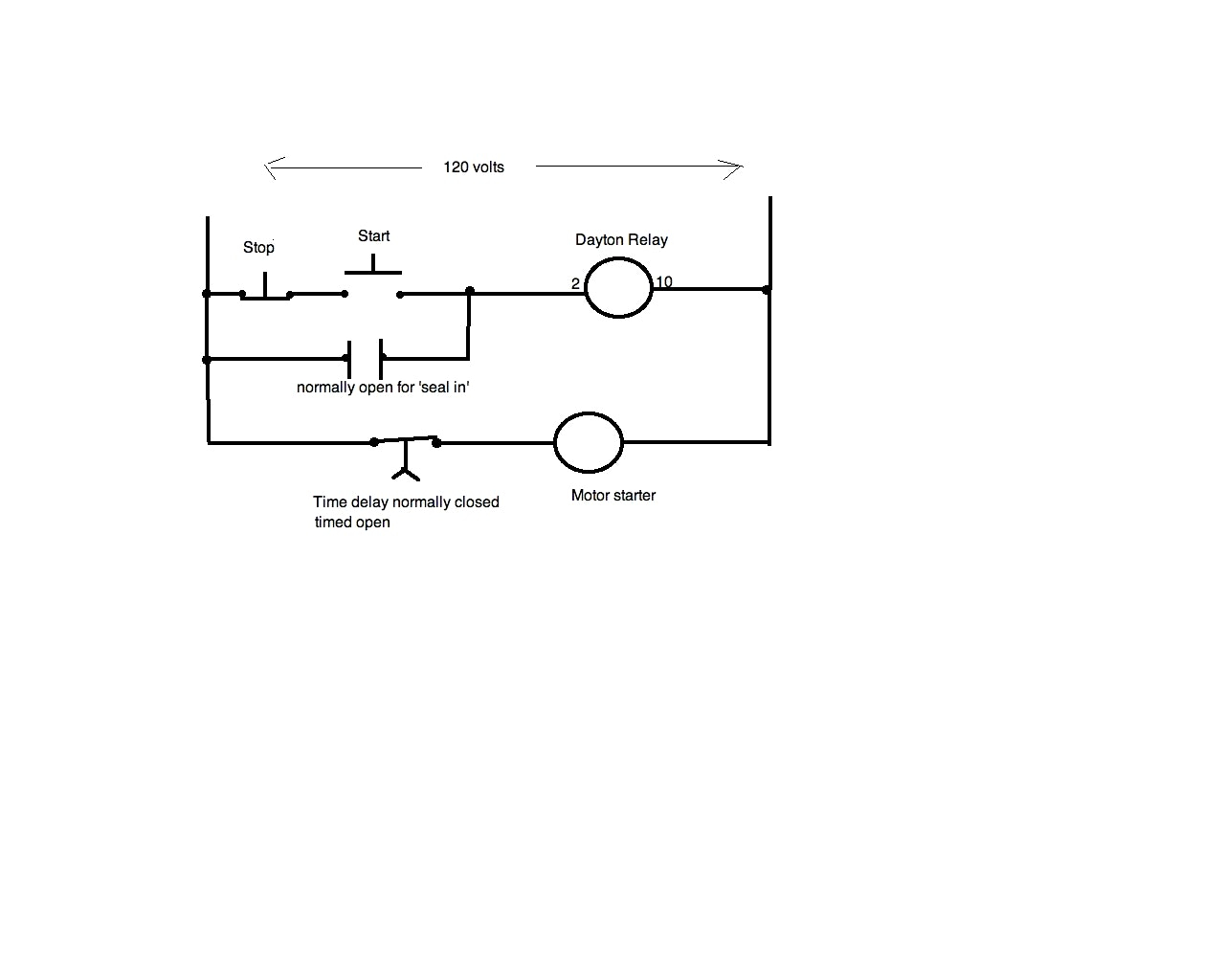 dayton time delay relay wiring diagram Download-foxy wiring diagram for time delay relay the symbol daytontimer full size with motor symbol circuit 19-m