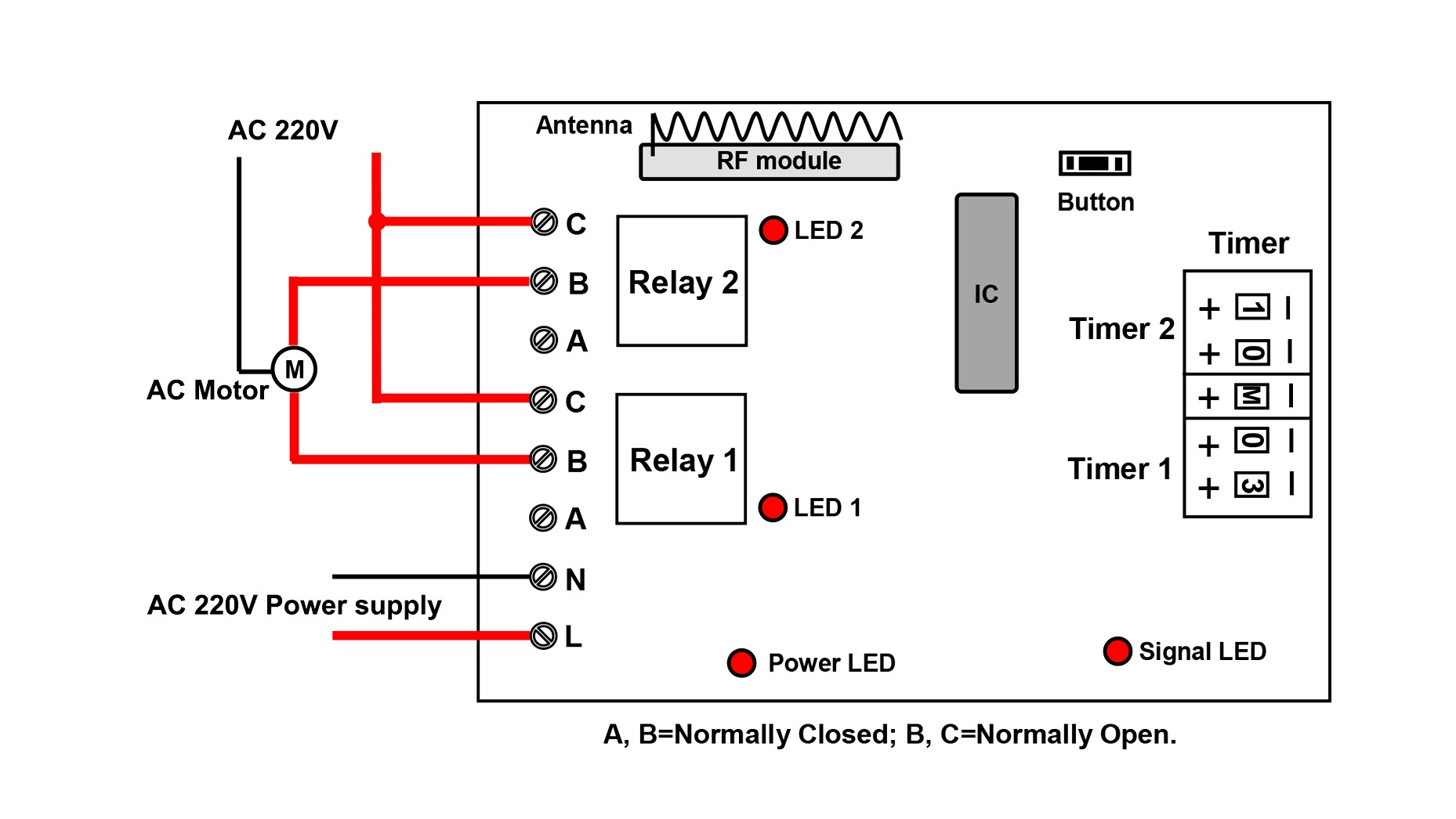 delay on break timer wiring diagram Collection-Delay Break Timer Wiring Diagram Download 12-a