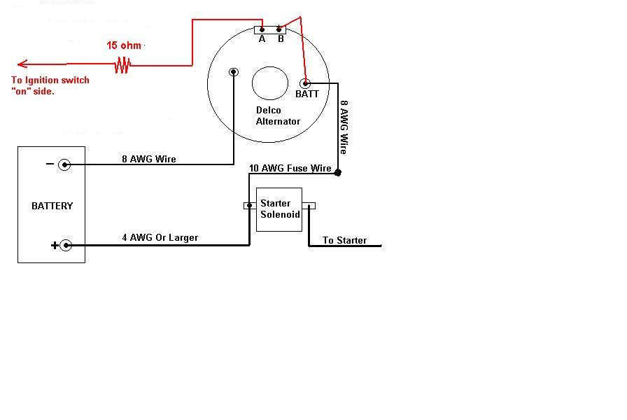 Wire Delco Remy Si Alternator Wiring Diagram on delco alternator wiring schematic, delco cs alternator wiring diagram, delco remy alternator identification, chevy s10 steering column diagram, delco 10si alternator wiring diagram, delco remy 24v alternator, delco alternator exploded view,