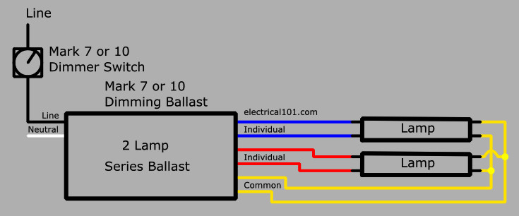 dimmable ballast wiring diagram Collection-Electronic Choke Circuit Diagram Elegant 40 New Advance Mark 7 Dimming Ballast Wiring Diagram 2-h