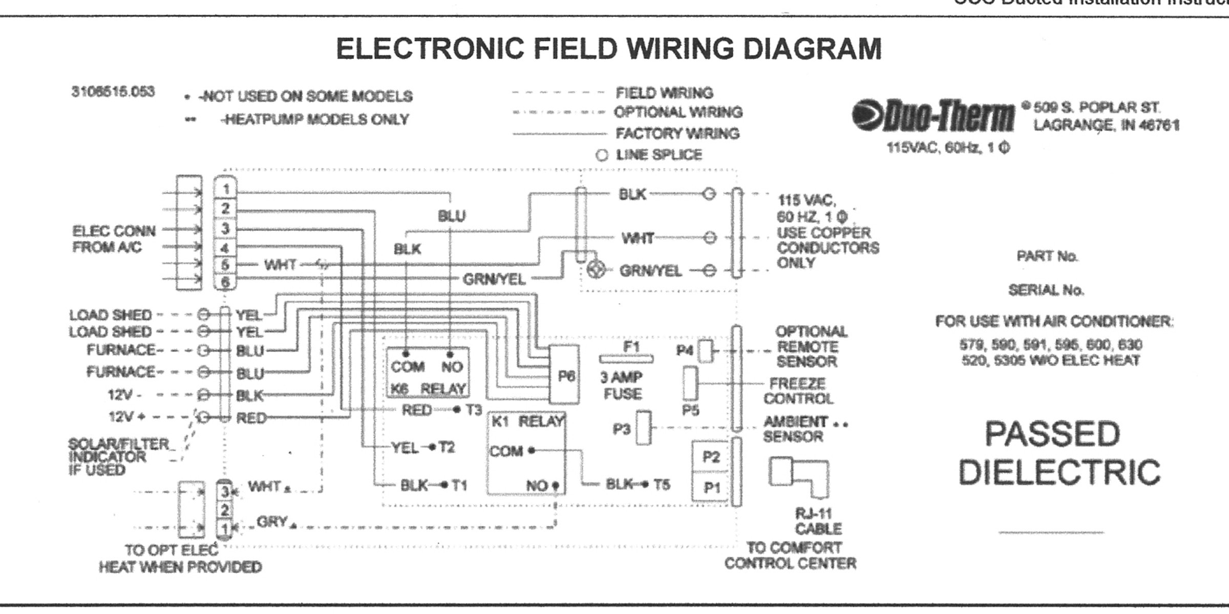 duo therm wiring diagram Collection-Wiring Diagram For Ac Unit Thermostat Fresh Wiring A Ac Thermostat Diagram New Duo Therm Thermostat Wiring 5-p