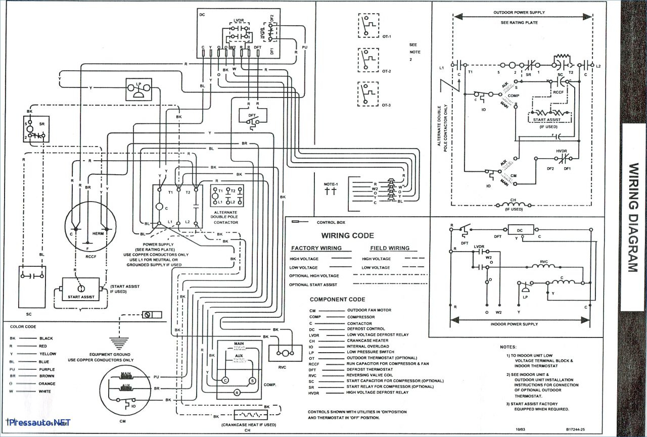 electric furnace wiring diagram collection