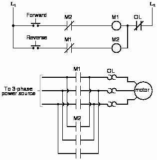 electric motor reversing switch wiring diagram Collection-x01 14-t
