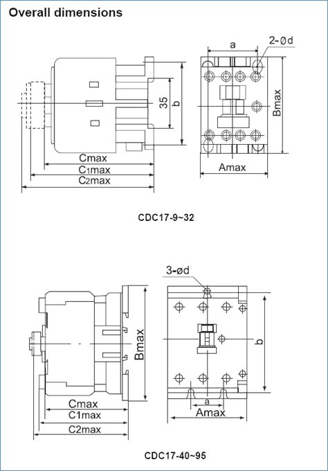 Electrical Contactor Wiring Diagram Gallery