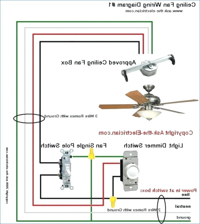 exhaust fan wiring diagram Download-Exhaust Fan Circuit Diagram Unique Wiring Diagram Ceiling Fan 2-k