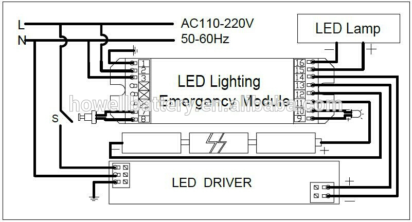 exit light wiring diagram collection